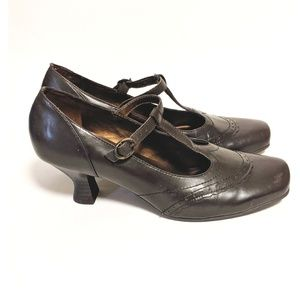 Naturalizer Shoes - NEW Naturalizer Gaynor Oxford Kitten Heels